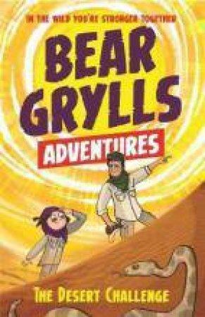 Desert Challenge by Bear Grylls