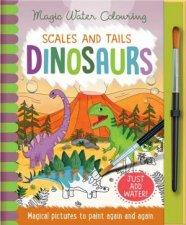 Magic Water Colouring Dinosaurs