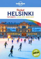 Lonely Planet Pocket Helsinki 1st Ed
