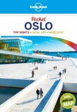 Lonely Planet Pocket Oslo 1st Ed