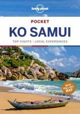 Lonely Planet Pocket Ko Samui 2nd Ed