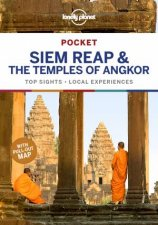 Lonely Planet Pocket Siem Reap  The Temples Of Angkor 3rd Ed
