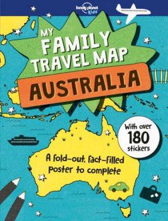My Family Travel Map: Australia