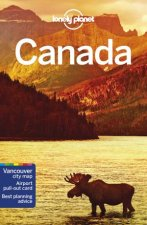 Lonely Planet Canada 14th Ed