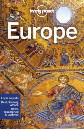 Lonely Planet Europe 3rd Ed