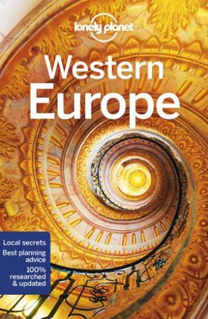 Lonely Planet Western Europe 14th Ed