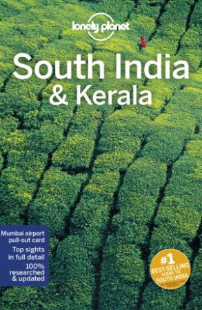 Lonely Planet South India & Kerala 10th Ed