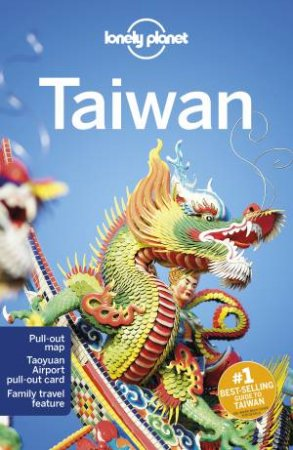 Lonely Planet Taiwan 11th Ed.