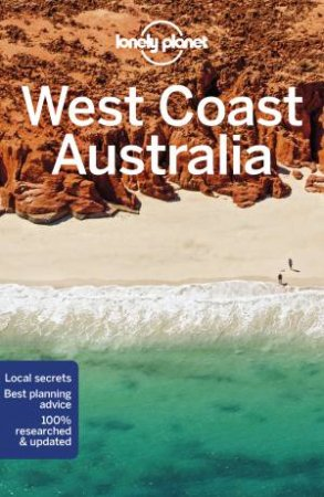 Lonely Planet West Coast Australia 10th Ed by Various