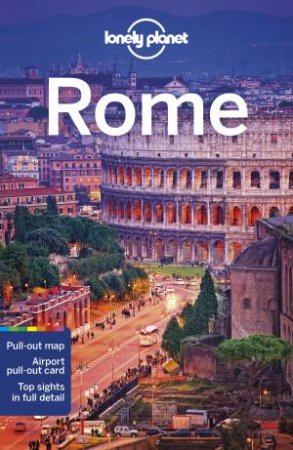 Lonely Planet Rome 11th Ed