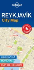 Lonely Planet Reykjavik City Map