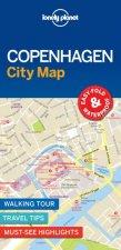Lonely Planet Copenhagen City Map