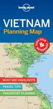 Lonely Planet Vietnam Planning Map