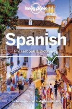 Spanish Lonely Planet Phrasebook  Dictionary