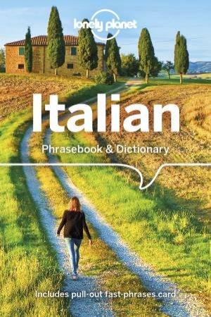 Italian: Lonely Planet Phrasebook & Dictionary
