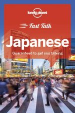 Japanese Lonely Planet Fast Talk