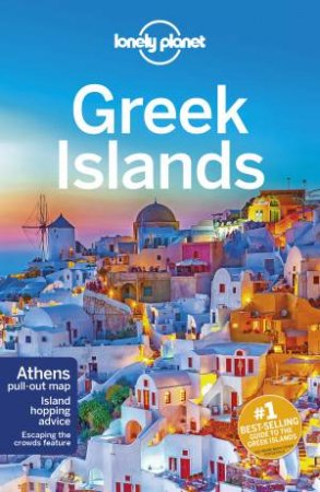 Lonely Planet Greek Islands 11th Ed.