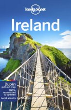Lonely Planet Ireland 14th Ed