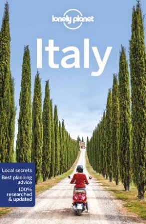 Lonely Planet Italy (14th Ed.)