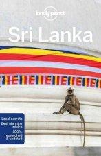 Lonely Planet Sri Lanka 15th Ed
