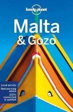 Lonely Planet Malta  Gozo 8th Ed