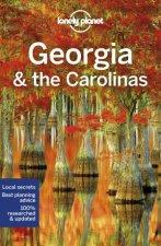Lonely Planet Georgia  the Carolinas