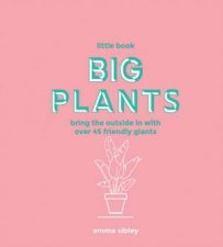 Little Book Big Plants