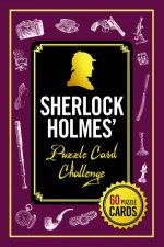 Puzzle Cards Sherlock Holmes