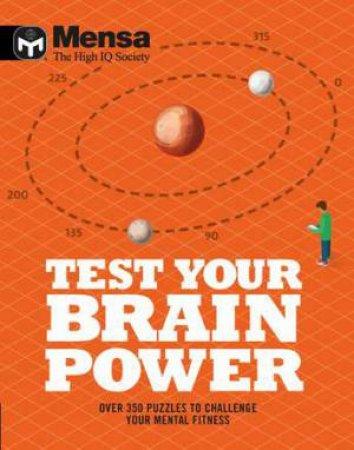 Mensa Test Your Brain Power