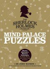 Sherlock Holmes Mind Palace Puzzles