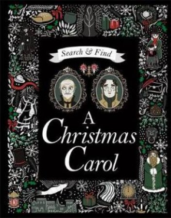Search & Find: A Christmas Carol