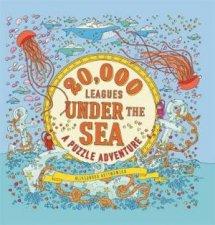 20000 Leagues Under The Sea A Puzzle Adventure