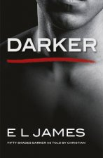 Darker: Fifty Shades Darker as Told by Christian by E.L. James