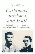Childhood Boyhood And Youth