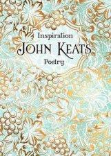 Verse To Inspire John Keats Poetry