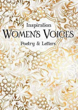 Verse To Inspire: Women's Voices Poetry & Letters by Various