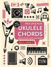 Playing Ukulele Cords
