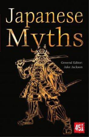 Japanese Myths by Jake Jackson