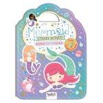 Carry Along Sticker Fun Mermaids