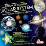Fun Box Glow In The Dark Solar System