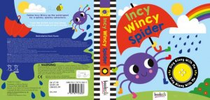 Sing Along With Me Sound: Incy Wincy Spider