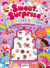 Puffy Sticker Scented Surprise
