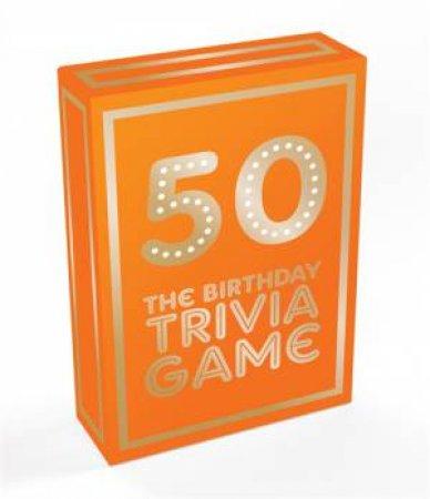 50: The Birthday Trivia Game