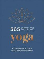 365 Days Of Yoga