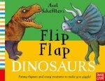 Axel Schefflers Flip Flap Dinosaurs