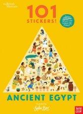 British Museum 101 Stickers Ancient Egypt
