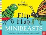 Axel Schefflers Flip Flap Minibeasts