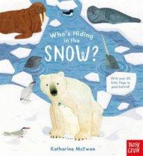 Whos Hiding In The Snow
