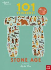 British Museum 101 Stickers Stone Age