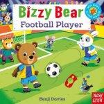 Bizzy Bear Football Player
